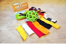 DIY/Enrichment for all pets / Little genius ways to make life with your pet that much easier.