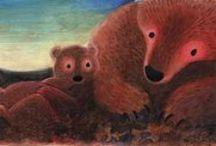 Bears / Animal art & Illustration
