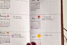 Organization / Especially using my new bullet journal  / by Ouida Boyd