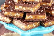 Brownies, Bars and Cupcakes / The best recipe's for cupcakes, bars, and buns!