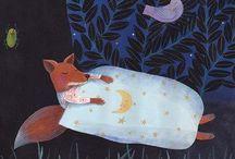 Animalarium - Bedtime / Animal art and illustration