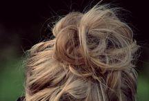 Hair. / by Shelley Locke