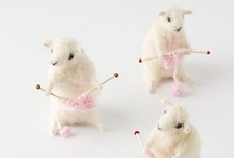 needle felting / by April W