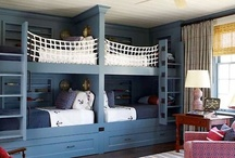 kid rooms / by April W