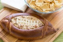 Game Day Grub / Quick and easy snacking perfect for game day! / by Rhodes Bread & Rolls