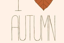 i love fall!  / by April W