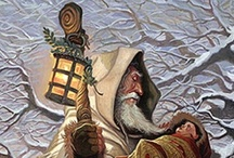 Mitologia e fantastico - Mythology & Fantasy / Creature magiche, mitologiche o fantastiche.