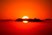 Sunrise and Sunset♥♥♥♥ / by Raquel Candanedo-Luciano