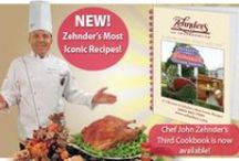Zehnder's Famous Recipes / Giving you the secrets to some of our famous recipes!
