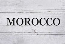 The Beauty Of Morocco♥♥♥♥ / by Raquel Candanedo-Luciano