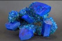 Minerals, Crystals & Gems / by Debbie Maiorani