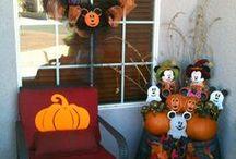 Disney Halloween / Disney inspired Halloween merchandise, crafts, decorations, and more