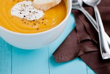 EAT: soup & crock / recipe ideas for soups, stews, and crock pot meals / by Karla Marie