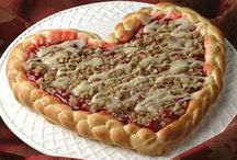 Very Valentines / A treatie for your sweetie! / by Rhodes Bread & Rolls