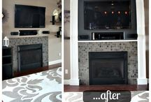 HOME: fixer upper / Renovation, updating, and diy ideas for the home. / by Karla Marie