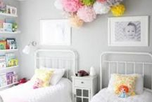 LITTLE ONES: style & living spaces /  style and decor for the kiddies / by Karla Marie