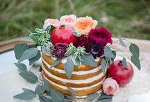 WEDDING: cake & dessert ideas / by Karla Marie