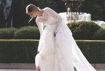 WEDDING: dresses / Wedding gowns / by Karla Marie