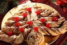 Christmas Creations / by Rhodes Bread & Rolls