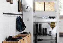 KOTI - eteinen / ideoita // sisustus // retro // vintage // tulevaisuuden koti