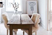 Dining Room / by Katie Brown // Art Farm Blooms