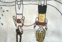 Inspiring Art & Crafts / by Melissa Langer