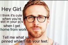 hey girl / by Bethany Foster