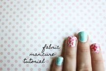 Pretty Nails / by Julie {CalleLillyCafe}