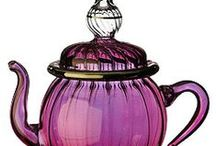 just my cup of tea - teapots and accessories / by heather china
