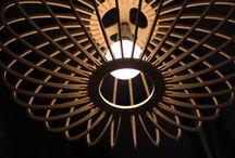 minima / my range of minimalist timber lights