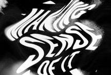 Typography / by Tomek Sulikowski