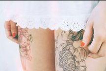 ·drawn skin· / by Ignacia Paris
