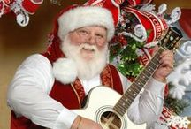 The Singing Santa / The Singing Santa has been at Christmas Place for over a decade, and everyone loves to have their picture made with him and sing along with a song as he is performing.