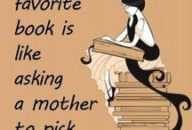 Books / by Hafeeza Be
