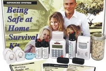 Home Security Products / Home security burglar alarms, motion detectors, security stickers & signs, door locks & braces, window alarms, driveway patrols, diversion safes, and more.
