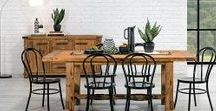 Dining / Make meal times better, bring the family together with Dining Room Tables from Super Amart.