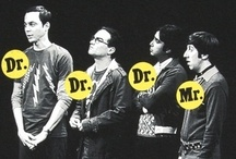 Big Bang Theory / by Bethany Foster