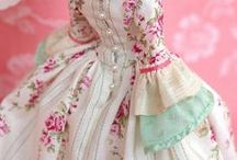 Doll sewing inspirations