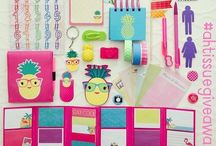 Stationery / stationery and paper  / by Nakia