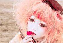 Anna Mae: harajuku fashion / harajuku fashion / by Kelly Vickers