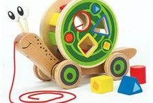 Wooden Toys / beautiful, sturdy, eco friendly / by Creative Kidstuff