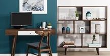 Home Office & Storage / Everything you need to create an motivating home office space from Super Amart.