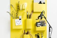 Interiors: Smart Storage / Ideas to tidy to. / by Nikki McWilliams