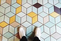 Interiors: Floored / Fantastic Floors / by Nikki McWilliams