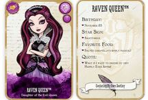 Emily's 7th Birthday -Ever After High / by Carrie Couture