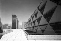 Mario Pani / Obras del arquitecto Mario Pani, diseñador de la Unidad Habitacional Nonoalco-Tlatelolco, entre otros proyectos