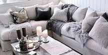 Inspiring Lounge / Lounge room design inspiration and styling tips.