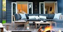 Inspiring Outdoor / Enjoy the outdoors with these outdoor design inspiration and styling tips.