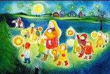 праздник фонариков святой мартин