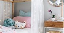 Inspiring Kids Rooms / Design inspiration and styling tips for fun and restful kid's rooms.